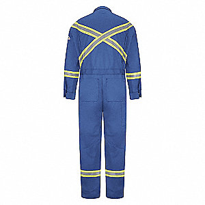 COVERALL COMTOUCH RB STRPD 9OZ FR