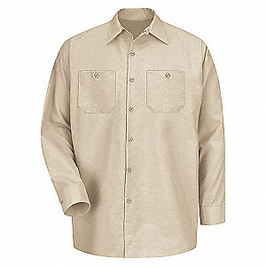 SHIRT LIGHT TAN SMALL