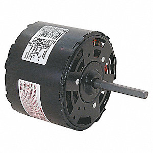 MTR,PSC,1/3HP,1075 RPM,208-230V,48Y