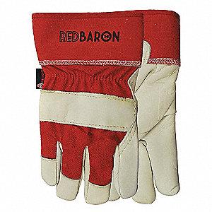 GLOVE RED BARON SHERPA COWHIDE -XL