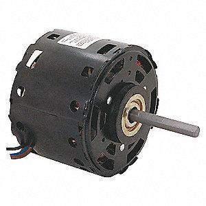 CONDENSER FAN MOTOR,1/3 HP,1075 RPM