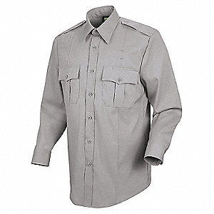 New Dimension Stretch Dress Shirt, XL