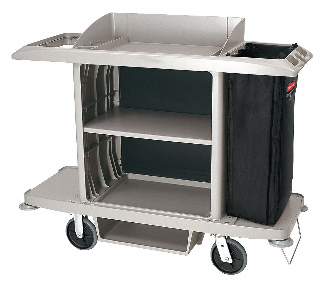 Janitor-housekeeping Carts