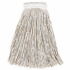 Cotton Wet Mop, 12 PK