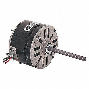 MOTOR,PSC,1/3 HP,1075 RPM,230V,48Y,