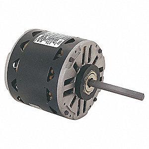 MOTOR,PSC,1/5 HP,1075 RPM,115V,48Y,