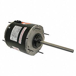 BLOWER MOTOR,1/2-1/5 HP,460V