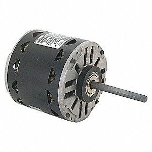 MOTOR,PSC,1/3 HP,1075 RPM,115V,48Y,