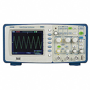 Digital Oscilloscope,2 Channel,40 MHz