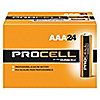 BATTERY AAA 24/PK (PROCELL)