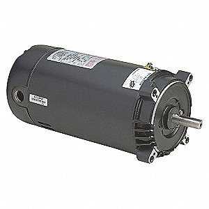 POOL MOTOR,3/4HP,3450RPM,115/230VAC