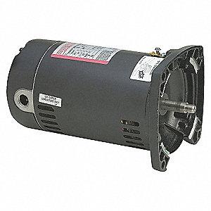 PUMP MOTOR,1/3HP,3450,115/230 V,48Y