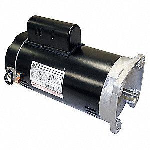 PUMP MOTOR,3 HP,3450,208-230 V,56Y,