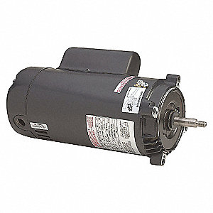 POOL PUMP MOTOR,2HP,3450RPM,208-230