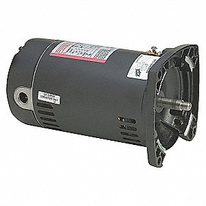 PUMP MOTOR,3/4HP,3450,115/230 V,48Y