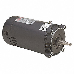 POOL PUMP MOTOR,1HP,3450RPM,115/230