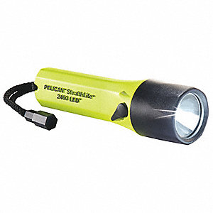 Industrial Handheld Light,LED,Yellow