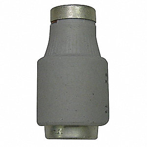 16A Time Delay Ceramic 50mm Fuse with 500VAC Voltage Rating; D27 Series