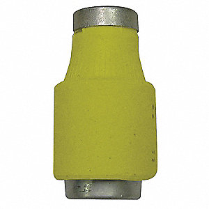 25A Time Delay Ceramic 50mm Fuse with 500VAC Voltage Rating; D27 Series