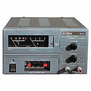 TRIPLE OUTPUT DC POWER SUPPLY