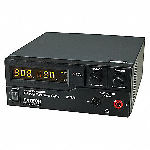 600W SWITCHING MODE DC POWER SUPPLY