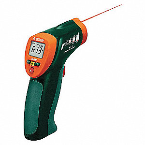IR THERMOMETER W/LASER POINTER