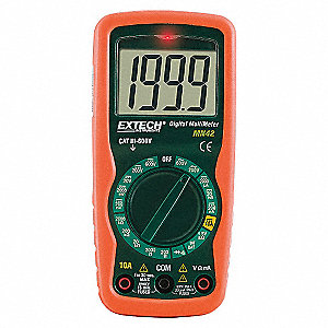 COMPACT DIGITAL MULTIMETER W/NCV
