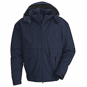 Jacket,No Insulation,Navy,6XL
