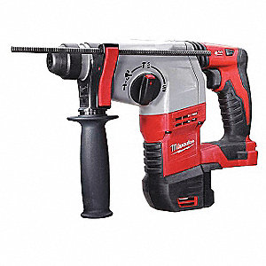 Cordless Rotary Hammer, 18.0 Voltage, 0 to 4800 Blows per Minute, Bare Tool