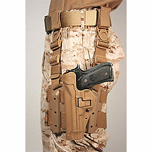 Serpa Tactical Holster, RH, 1911