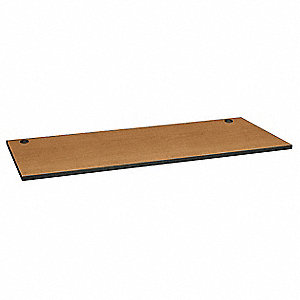 Conference Table Top,30 x 72 In,Harvest