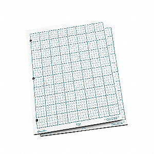 GRID SHEETS CROSS SECTION 1/4IN
