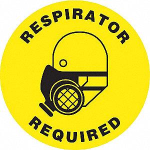 FLR SIGN RESP PROT REQD 17 DIA