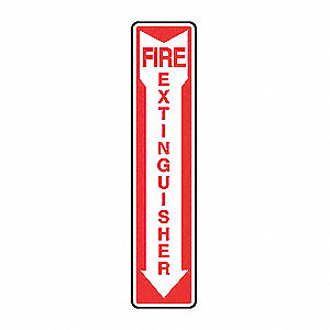 SAFETY SIGNFIRE EXTINGUISHERPLAS