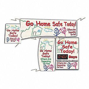 SET SFTY AWARENESS GO HOME SAFE