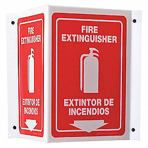 PROJECTION SIGNFIRE EXTINGUISHR3D
