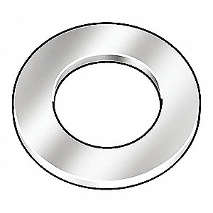 FLAT WASHER 6.4MM ID X 18MM OD
