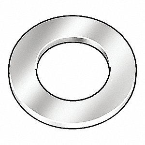 FLAT WASHER ID 3/8 STD