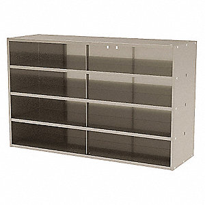 STACKABLE CABINET PUTY 35X11X22