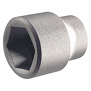 SOCKET 17MM 1/2 DRIVE