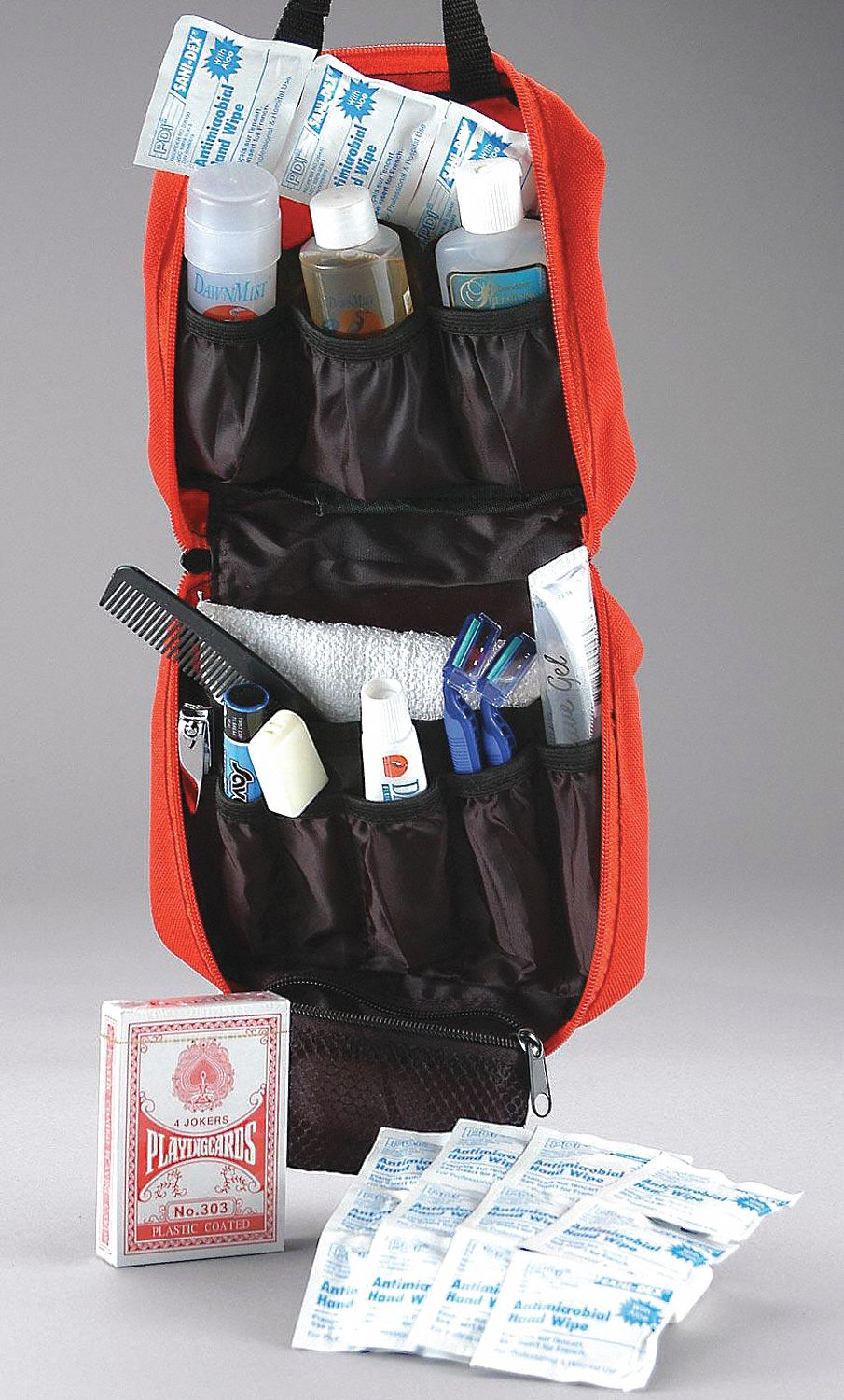 Emergency Personal Comfort Kits