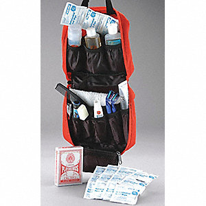 Deluxe Personal Comfort Kit, Red&#x3b; Number of Components: 29