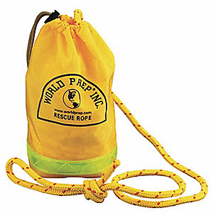 Rescue Throw Bag,50 Ft Rescue Line