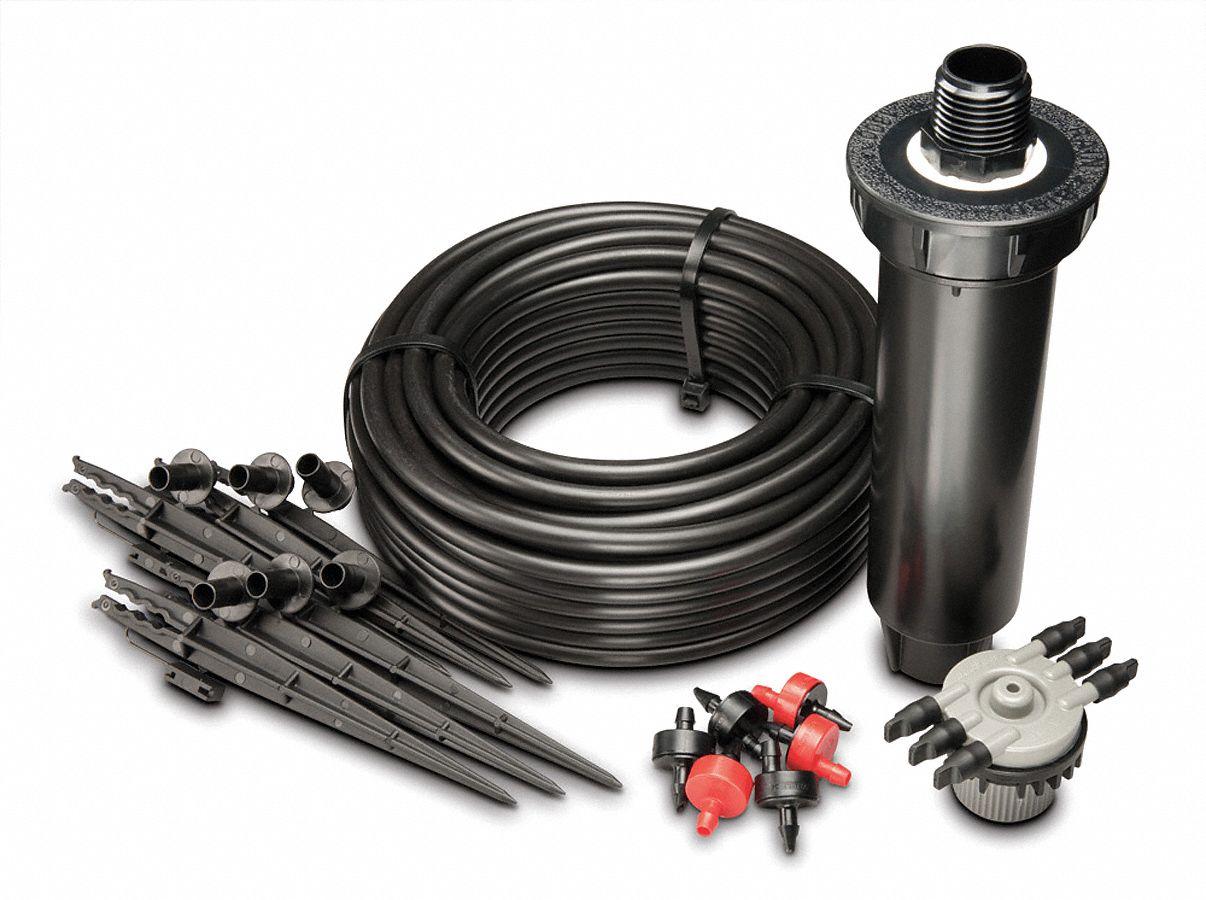 Rain Bird Drip Emitter Conversion Kit. Model: CNV182EMT Watering, Water System, Drip System, Drip Watering, Irrigation, Sprinklers, Drip Irrigation, Water