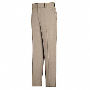 "Sentry Plus Trouser. Size: 34"", Fits Waist Size: 34"", Inseam: 37"", Silver Tan"
