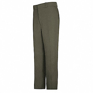 "Sentry Plus Trouser. Size: 42"", Fits Waist Size: 42"", Inseam: 37"", Forest Green"