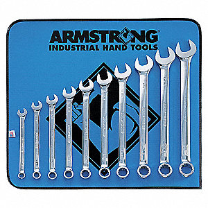 SET WRENCH COMBINATION 5/16-1-1/4IN