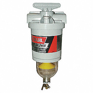 DIESEL FUEL FILTER/WATER SEPARATOR