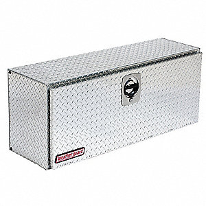 Topside Truck Box,Silver,45-1/2 in. W