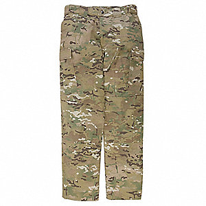 "TDU Pants. Size: 3XL, Fits Waist Size: 47-1/2"" to 51"", Inseam: S, Multicam"